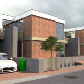 Ani byt, ani dům – co třeba moderní řadový dům?